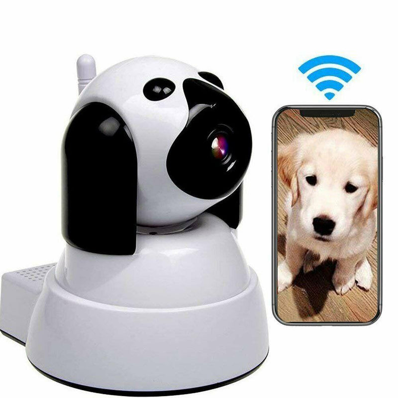 WiFi IP Camera 720P HD Wireless Camera with Motion Detection Two-Way Audio Night Vision Baby - DailySale