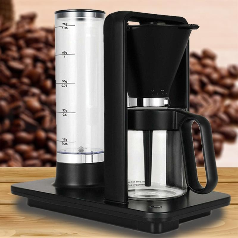 Wilfa Svart Precision Automatic Coffee Maker Kitchen Essentials - DailySale