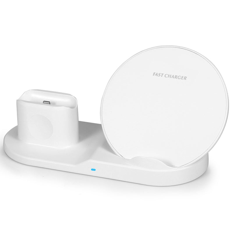Wireless Charger 10W Fast Charging Station