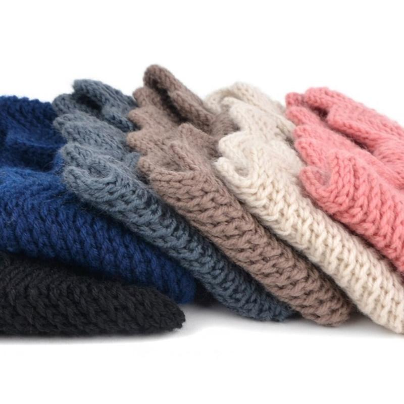 Women's Knotted Knit Winter Head Band Women's Apparel - DailySale