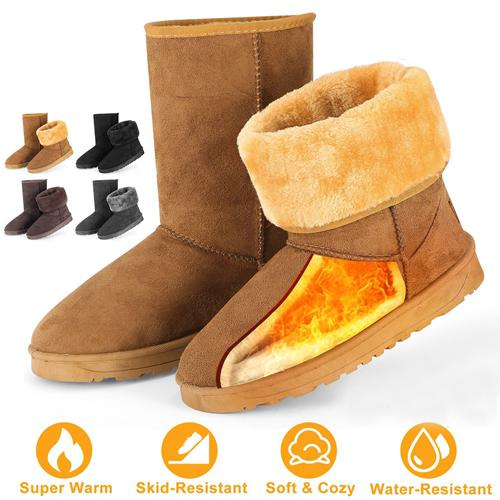 Women's Waterproof Snow Boots Women's Clothing - DailySale