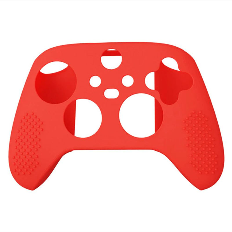 XBOX SERIES X Silicone Controller Cover Video Games & Consoles Red - DailySale