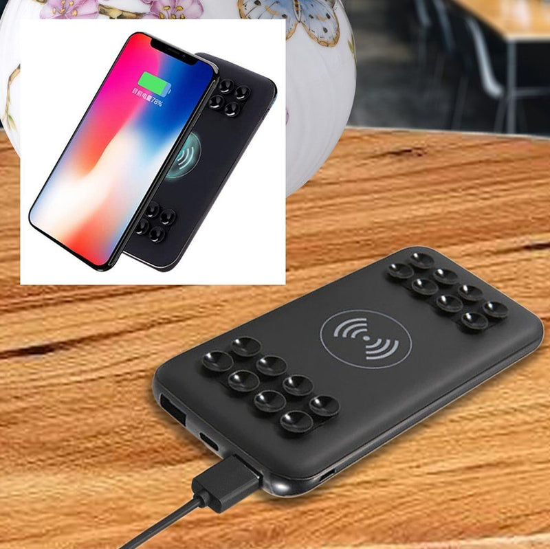Xtreme 5000mAh 2 Port Power Bank with Suction Pad Phones & Accessories - DailySale