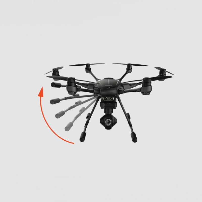 YUNEEC Typhoon H Hexacopter with CGO3 and 4K Camera Gadgets & Accessories - DailySale