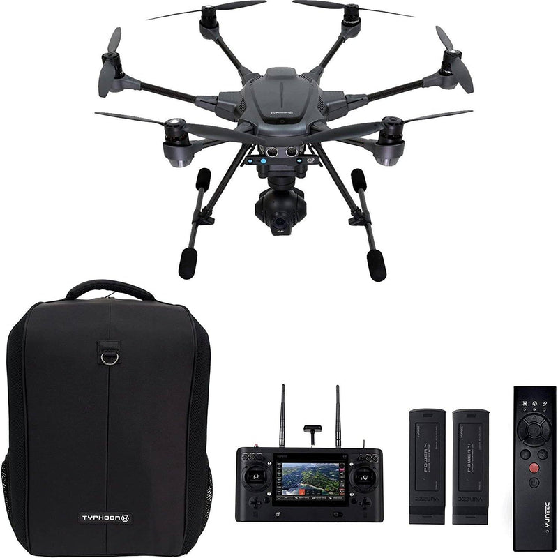 Yuneec Typhoon H Pro with Intel RealSense Technology Cameras & Drones - DailySale