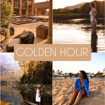 Golden Hour - The Dreamy Photographer. One Click Filter Presets