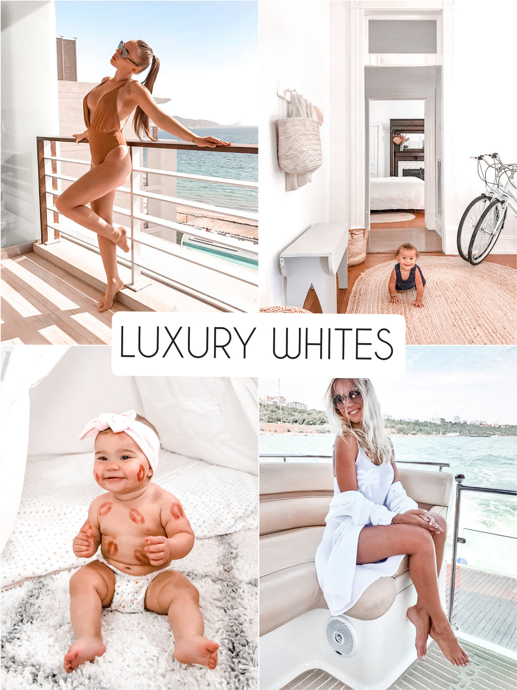 Luxury Whites - One Click Filter