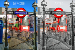 London - One Click Filter