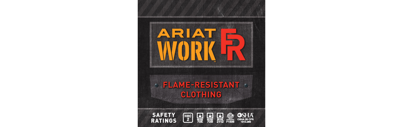 New Ariat FR Products
