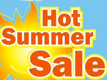 Hot Summer FR Sale! Beat the Heat with these sales items!