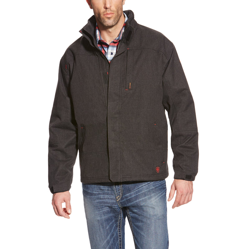 New Ariat Men's Black FR H20 Jacket