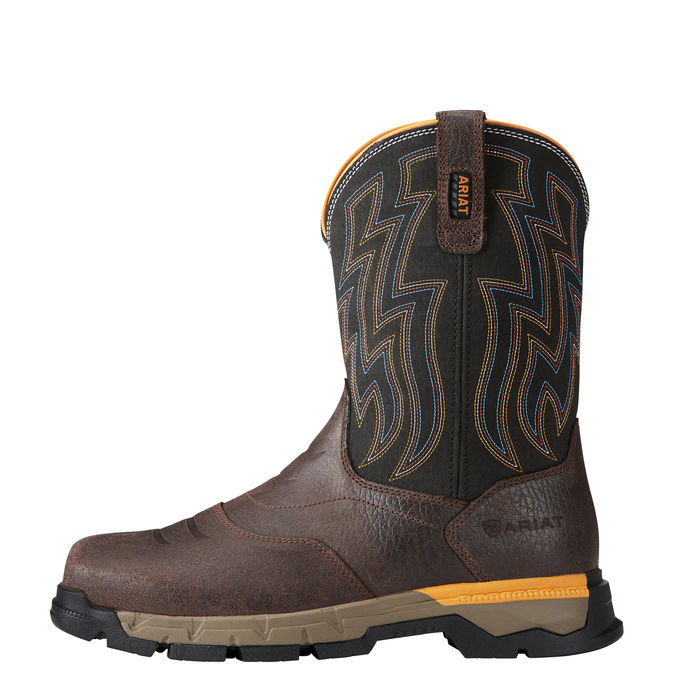 Ariat Men's Rebar Flex Western H20 Waterproof boots Comp Toe 10021487