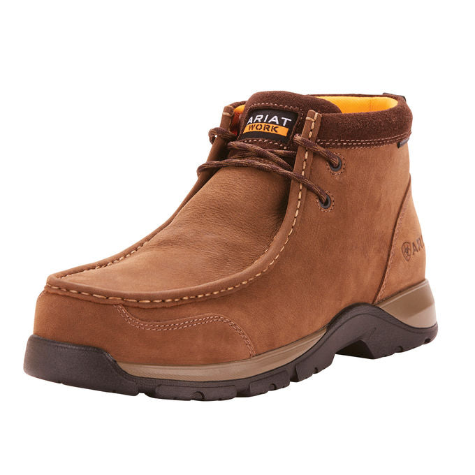 New Ariat Edge LTE Moc Composite Toe Work Boot 10024954