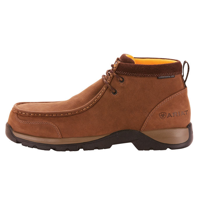 CLEARANCE Ariat Edge LTE Moc Composite Toe Work Boot 10024954 SIZE: 10D
