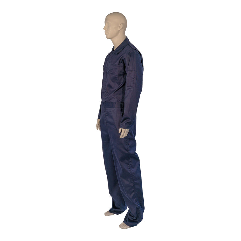 FireZero FR Palmer 7oz HRC2 Cotton Navy and Khaki Coveralls