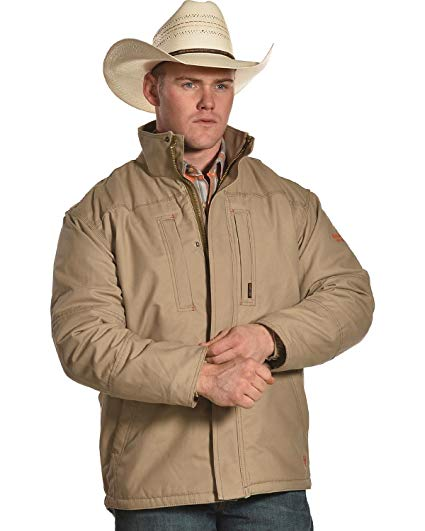 Ariat Men's FR Workhorse Jacket Coat 10020823