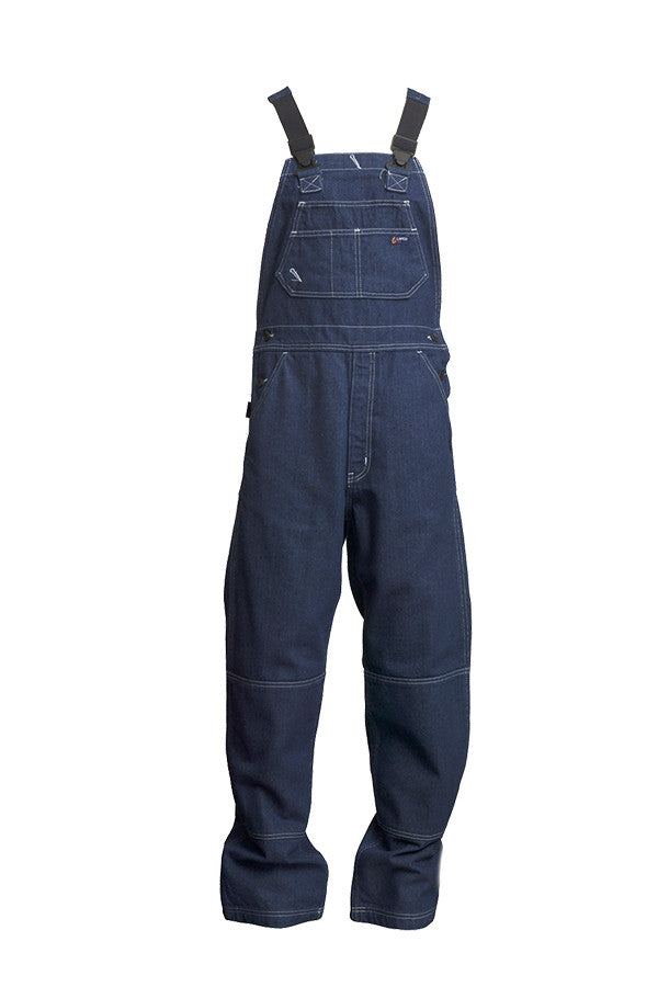 New Lapco FR 13 oz Denim Bib Overall-100% Cotton