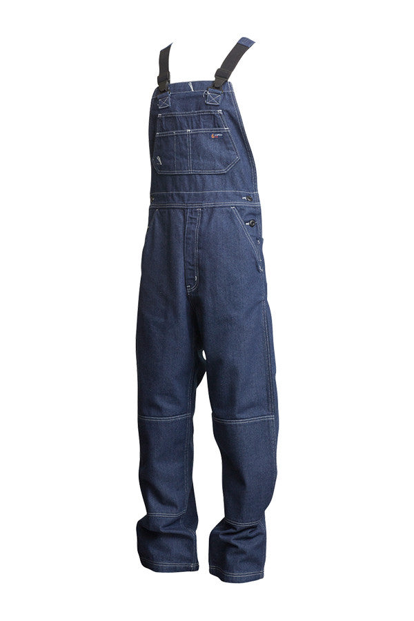 Lapco FR 13 oz Denim Bib Overall-100% Cotton