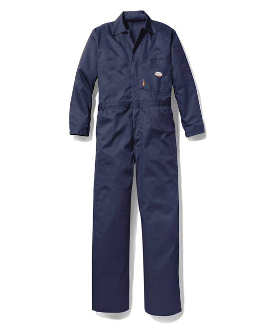 Rasco Navy Insulated Coverall FR6404NV