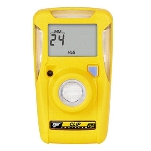 *BW CLIP 2 YR H2S SINGLE GAS DETECTOR BWC2-H