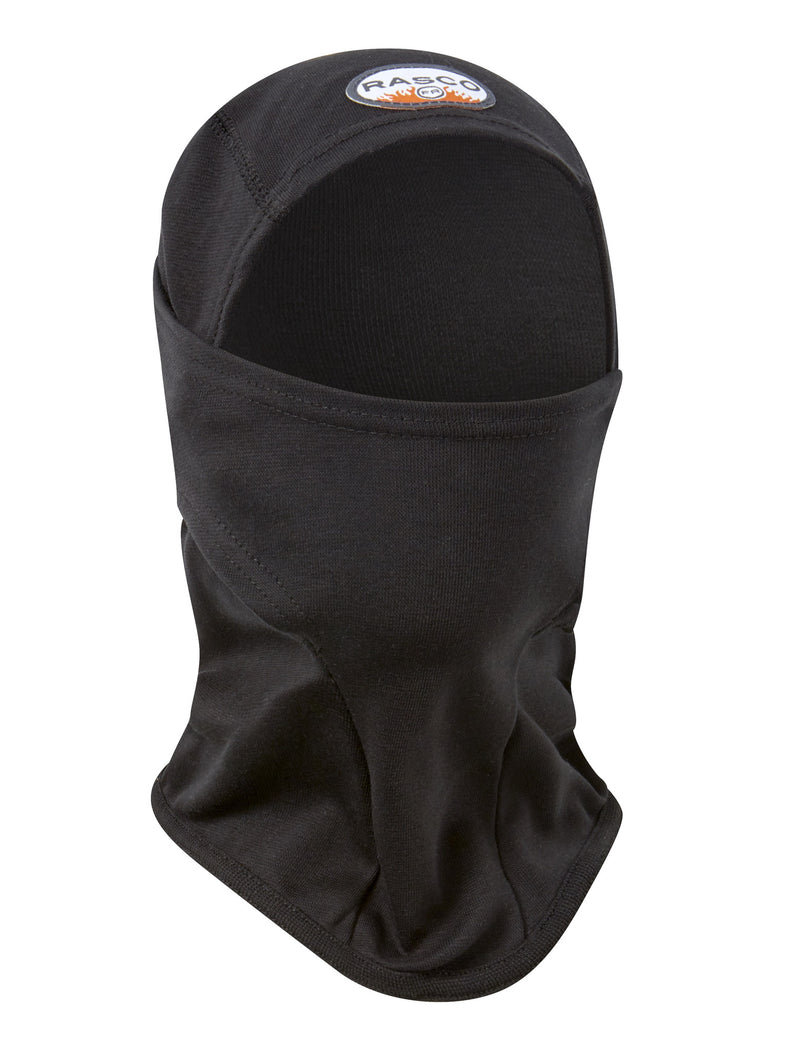 **Rasco FR fire retardant Balaclava in Black and Navy BBC22 NBC21