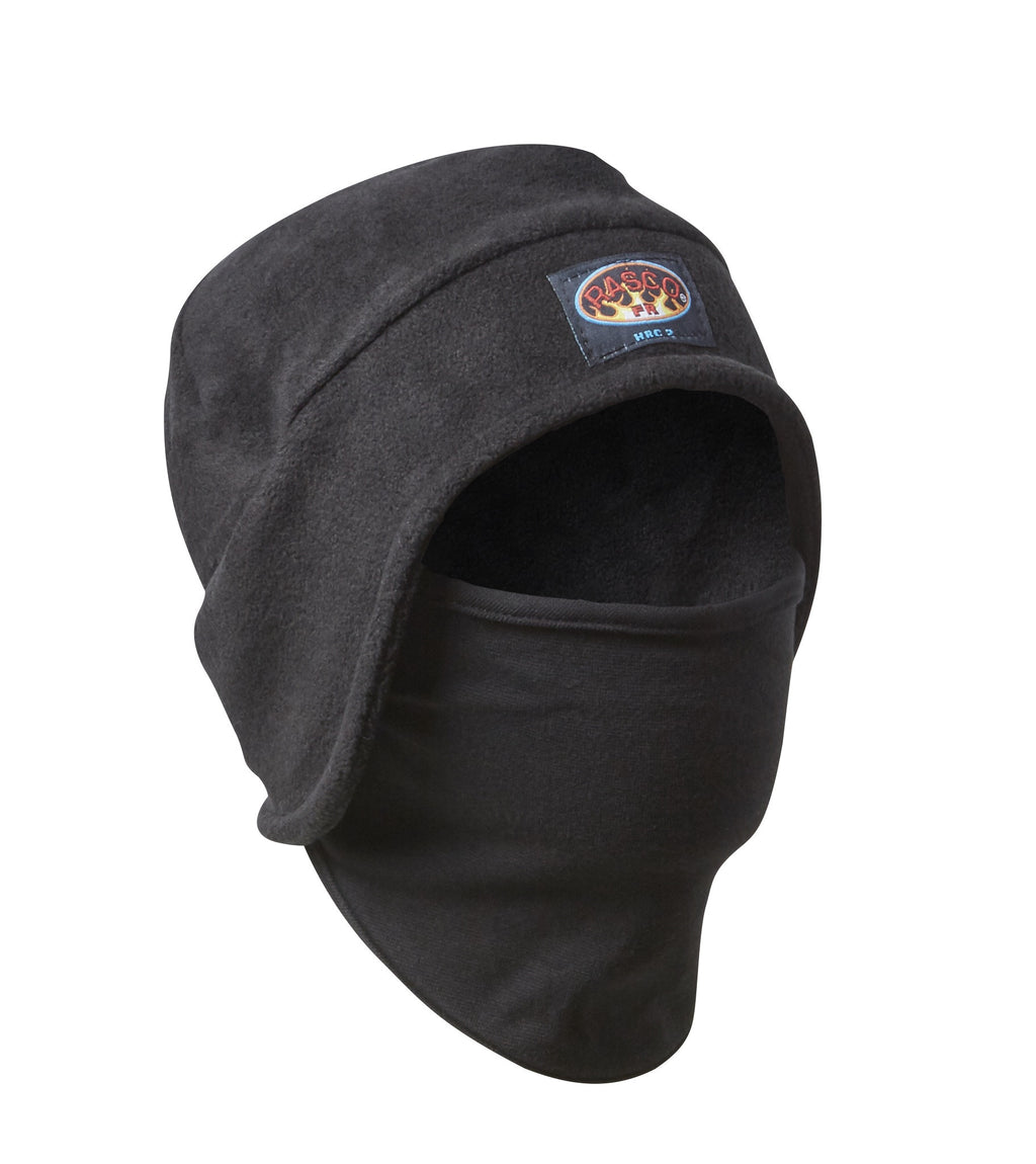 Rasco FR Fleece Hat with Face Cover NFH31, BFH32