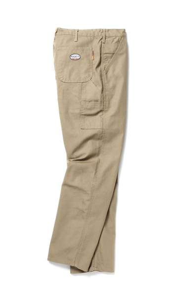 Rasco FR Khaki Carpenter 10 oz Pants FR4504KH