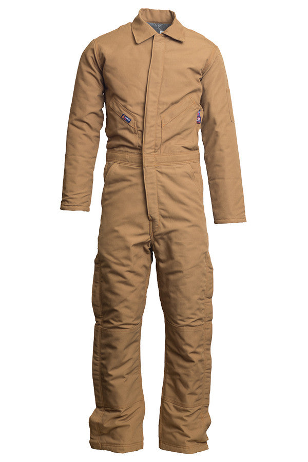 New Lapco FR 12 oz Insulated Coverall-100% Duck Cotton