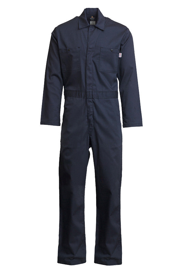 New Lapco FR 7 oz Economy Coverall 100% Cotton