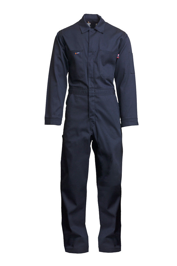 New Lapco FR 9 oz Welding Coverall 100% Cotton