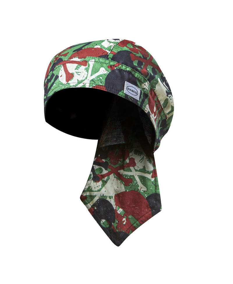 Rasco Doo Rags - Camo Skulls and Dragons