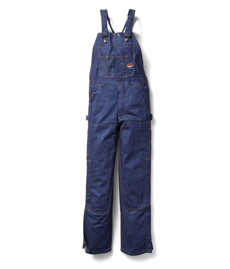 Rasco FR Denim Bib Overalls