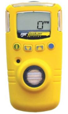 BW Technologies Yellow GasAlert Extreme Portable Oxygen Monitor
