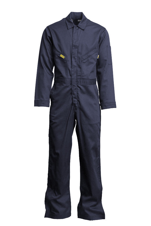 New Lapco FR 6 oz Lightweight Deluxe Coverall 88/12 blend