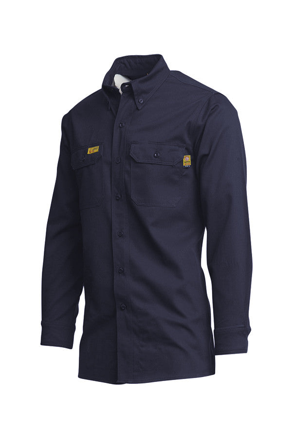 Lapco FR 6 oz Uniform Shirt-88/12 Blend