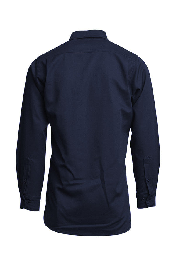 Lapco FR 7 oz Uniform Shirt-88/12 Ultrasoft