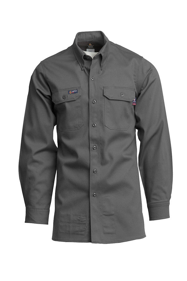 New Lapco FR 7 oz Uniform Shirts-100% Cotton