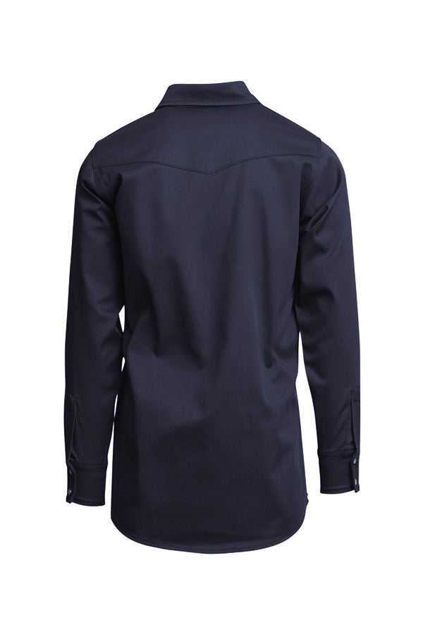 New Lapco FR Welding Shirt-100% Cotton