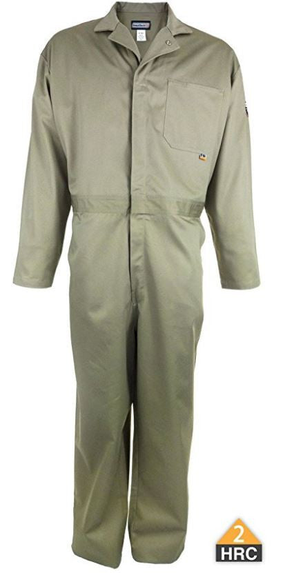 New InsulTech FR Workman Coveralls