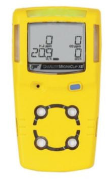 BW HONEYWELL GASALERT MICROCLIP XL 4-GAS MONITOR