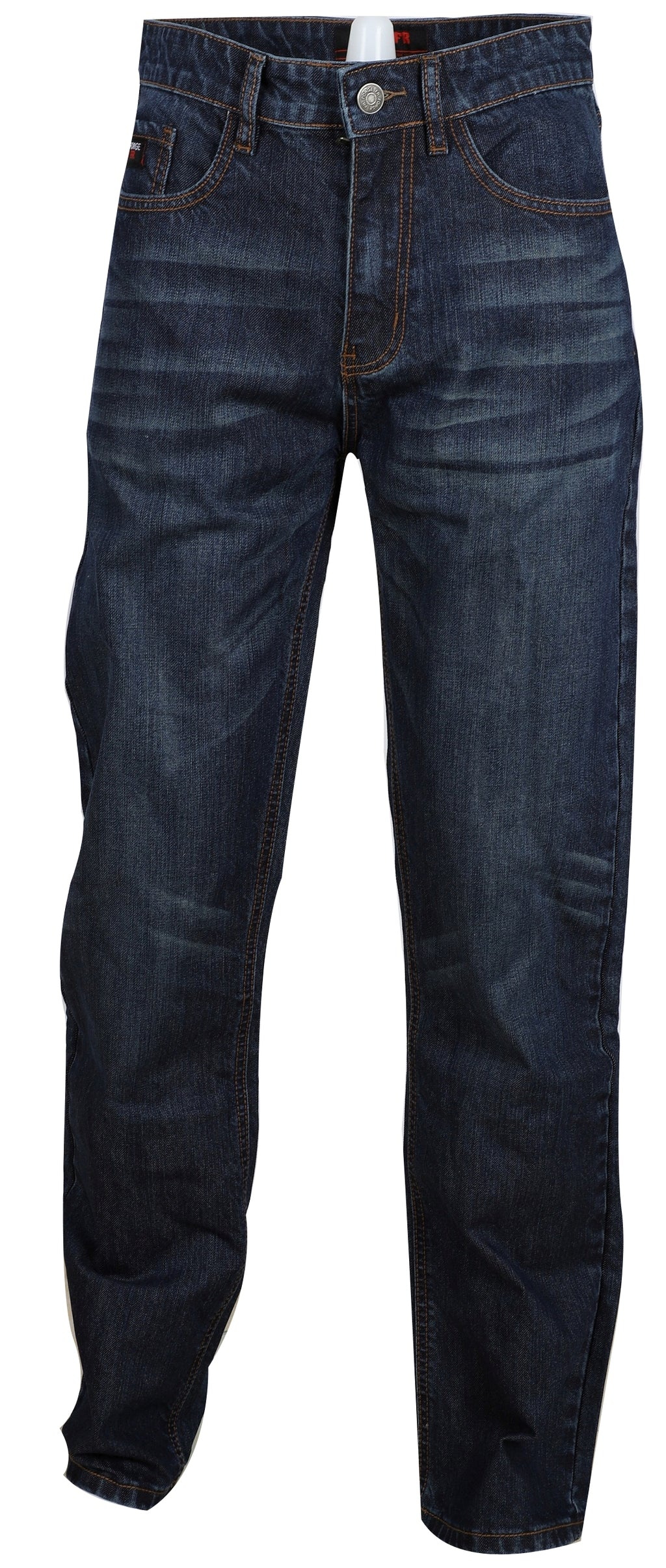New Forge Fr Cross Hatch Jeans