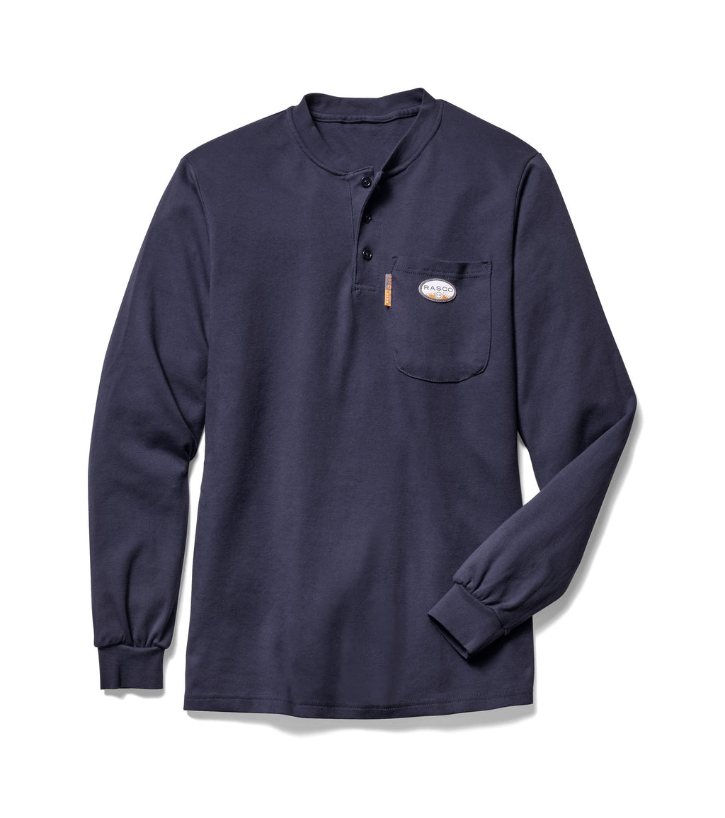CLEARANCE SALE! Rasco FR Henley in several colors