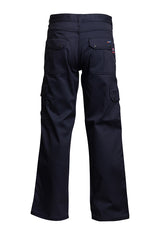 New Lapco FR Navy 9 OZ Cargo Pants- 100% Cotton