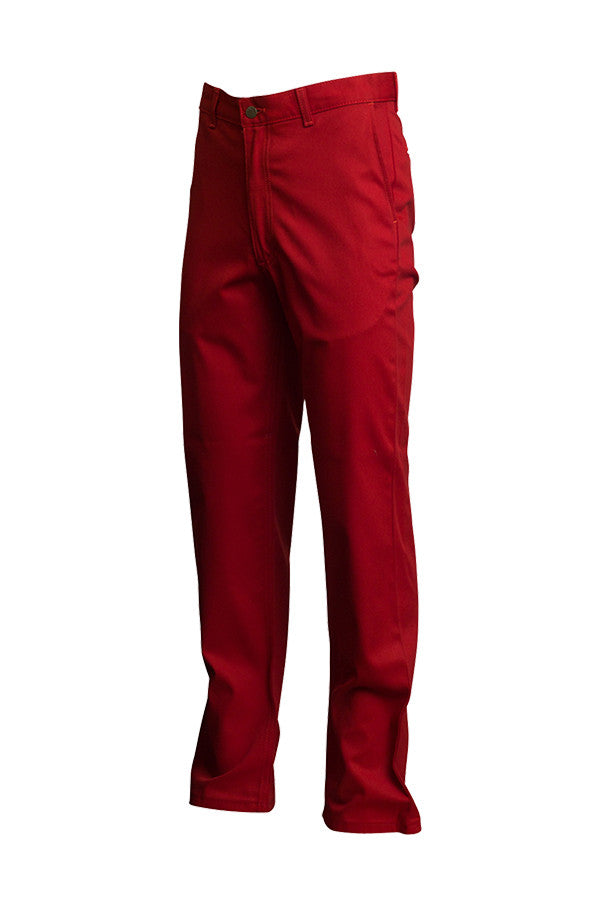 New Lapco FR Red 7 oz Uniform Pants-100% Cotton