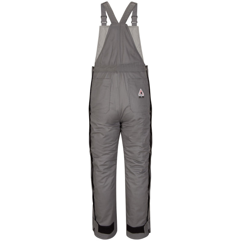Bulwark FR fire retardant Deluxe Insulated Bib Overall - BLC8 in multiple colors