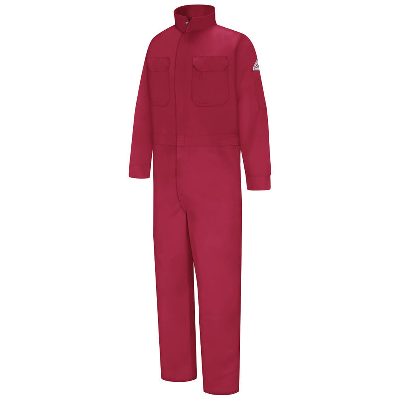 Bulwark FR fire retardant Deluxe Coverall in multiple colors - CEB2