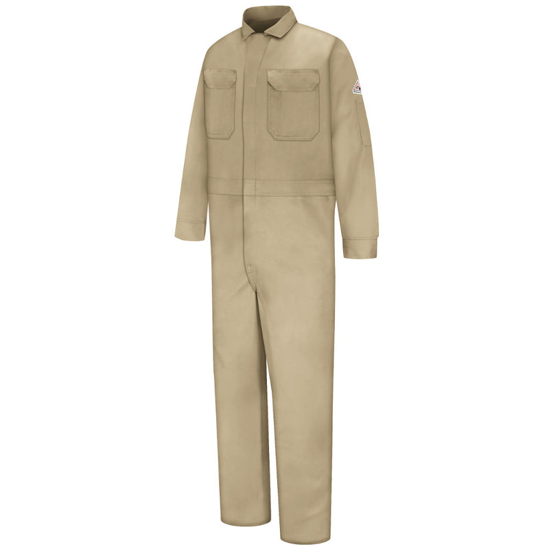 Men's Bulwark FR fire retardant Deluxe Contractor Coverall - CED2 in multiple colors