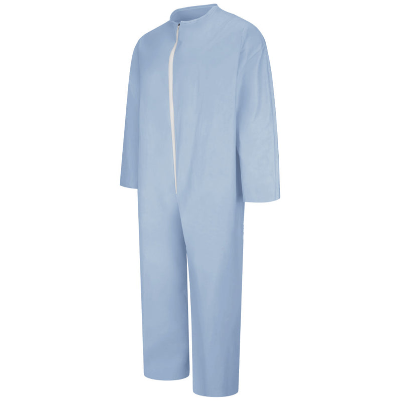 Bulwark FR fire retardant Sky Blue Extend FR Disposable Flame-Resistant Coverall - Sontara® - KEE2SB