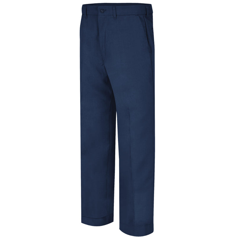Bulwark FR fire retardant Men's Work Pants Slacks - 6 oz. - CAT 1 - PNW2 in Navy