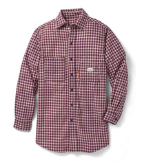 New Rasco FR Plaid Dress Shirts